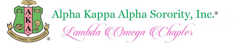 Lambda Omega Chapter